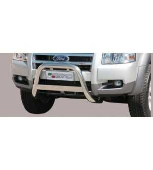 Ranger 06-08 Medium Bar ø63 EU - EC/MED/204/IX - Bullbar / Lightbar / Bumperbar - Unspecified - Verstralershop