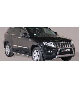 Grand Cherokee 11- Medium Bar ø63 EU - EC/MED/288/IX - Bullbar / Lightbar / Bumperbar - Unspecified