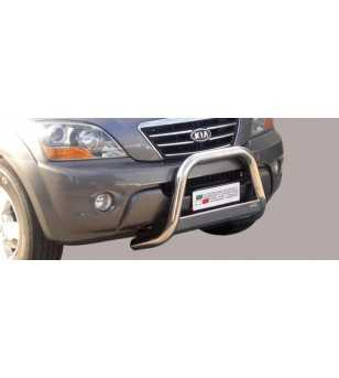 Sorento 07-09 Medium Bar ø63 EU - EC/MED/188/IX - Bullbar / Lightbar / Bumperbar - Unspecified