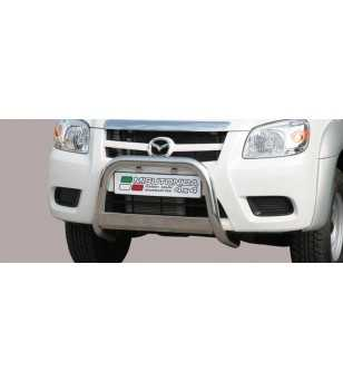 BT50 09-12 Medium Bar ø63 EU - EC/MED/252/IX - Bullbar / Lightbar / Bumperbar - Unspecified - Verstralershop