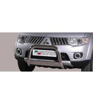 L200 10- Medium Bar ø63 EU - EC/MED/260/IX - Bullbar / Lightbar / Bumperbar - Unspecified