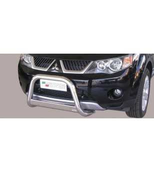 Outlander 07-09 Medium Bar ø63 EU - EC/MED/200/IX - Bullbar / Lightbar / Bumperbar - Unspecified