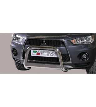 Outlander 10- Medium Bar ø63 EU - EC/MED/268/IX - Bullbar / Lightbar / Bumperbar - Unspecified