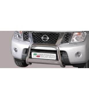 Navara 10- Medium Bar ø63 EU - EC/MED/269/IX - Bullbar / Lightbar / Bumperbar - Verstralershop