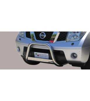 Pathfinder 06-09 Medium Bar ø63 EU - EC/MED/164/IX - Bullbar / Lightbar / Bumperbar - Unspecified