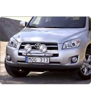 RAV4 06-10 Q-Light/2 lightbar - Q900135 - Bullbar / Lightbar / Bumperbar - QPAX Q-Light - Verstralershop