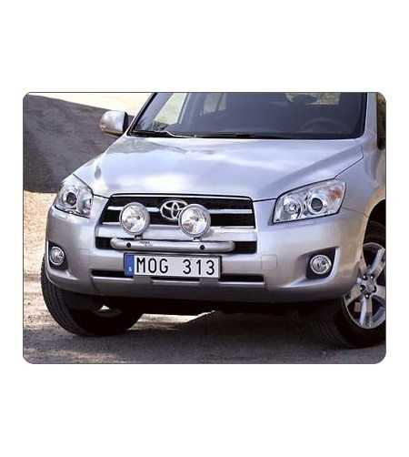 RAV4 06-10 Q-Light/2 lightbar - Q900135 - Bullbar / Lightbar / Bumperbar - QPAX Q-Light
