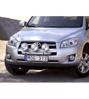 RAV4 06-10 Q-Light/3 lightbar - Q900134 - Bullbar / Lightbar / Bumperbar - QPAX Q-Light - Verstralershop