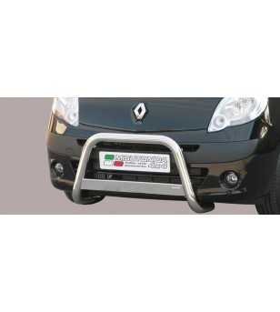 Kangoo 08- Medium Bar ø63 EU - EC/MED/232/IX - Bullbar / Lightbar / Bumperbar - Unspecified
