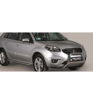 Koleos 11- Medium Bar ø63 EU - EC/MED/307/IX - Bullbar / Lightbar / Bumperbar - Unspecified