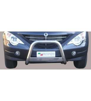 Actyon Sports 07-11 Medium Bar ø63 EU - EC/MED/206/IX - Bullbar / Lightbar / Bumperbar - Unspecified - Verstralershop