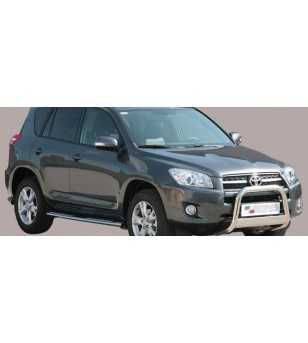 RAV4 09-10 Medium Bar ø63 EU - EC/MED/245/IX - Bullbar / Lightbar / Bumperbar - Unspecified