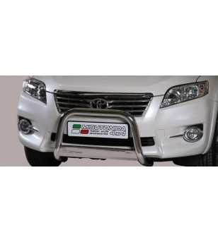 RAV4 10- Medium Bar ø63 EU - EC/MED/270/IX - Bullbar / Lightbar / Bumperbar - Unspecified
