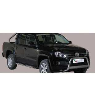 Amarok 11- Medium Bar ø63 EU - EC/MED/280/IX - Bullbar / Lightbar / Bumperbar - Unspecified