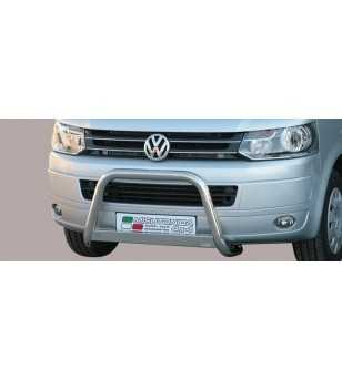 Transporter T5 10- Medium Bar ø63 EU - EC/MED/256/IX - Bullbar / Lightbar / Bumperbar - Unspecified
