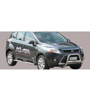Kuga 08- Medium Bar ø63 Inscripted EU - EC/MED/K/223/IX - Bullbar / Lightbar / Bumperbar - Unspecified