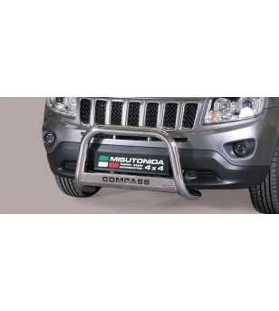 Compass 11- Medium Bar ø63 Inscripted EU - EC/MED/K/298/IX - Bullbar / Lightbar / Bumperbar - Unspecified