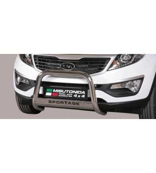 Sportage 11- Medium Bar ø63 Inscripted EU - EC/MED/K/275/IX - Bullbar / Lightbar / Bumperbar - Unspecified