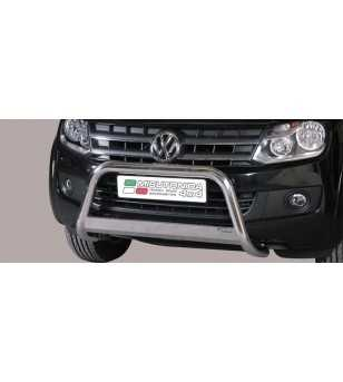 Amarok 11- Medium Bar ø63 Inscripted EU - EC/MED/K/280/IX - Bullbar / Lightbar / Bumperbar - Unspecified