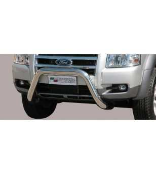 Ranger 06-08 Super Bar ø76 EU - EC/SB/204/IX - Bullbar / Lightbar / Bumperbar - Unspecified - Verstralershop