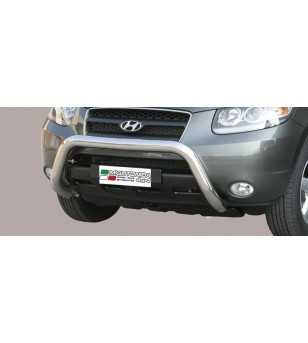 Santa Fe 06-10 Super Bar ø76 EU - EC/SB/176/IX - Bullbar / Lightbar / Bumperbar - Unspecified
