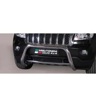 Grand Cherokee 11- Super Bar ø76 EU - EC/SB/288/IX - Bullbar / Lightbar / Bumperbar - Unspecified