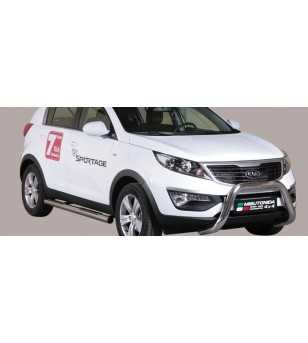 Sportage 11- Super Bar ø76 EU - EC/SB/275/IX - Bullbar / Lightbar / Bumperbar - Unspecified