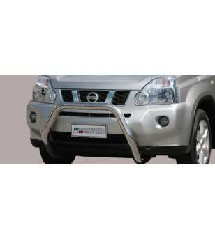 X-Trail 08-10 Super Bar ø76 EU - EC/SB/207/IX - Bullbar / Lightbar / Bumperbar - Unspecified - Verstralershop