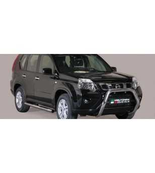 X-Trail 11- Super Bar ø76 EU - EC/SB/287/IX - Bullbar / Lightbar / Bumperbar - Unspecified - Verstralershop