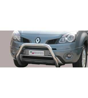 Koleos 07- Super Bar ø76 EU - EC/SB/226/IX - Bullbar / Lightbar / Bumperbar - Unspecified