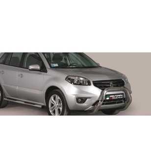 Koleos 11- Super Bar ø76 EU - EC/SB/307/IX - Bullbar / Lightbar / Bumperbar - Unspecified