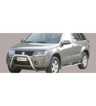 Grand Vitara 05-08 Super Bar ø76 EU - EC/SB/168/IX - Bullbar / Lightbar / Bumperbar - Unspecified