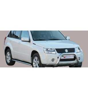 Grand Vitara 09- Super Bar ø76 EU - EC/SB/236/IX - Bullbar / Lightbar / Bumperbar - Unspecified - Verstralershop