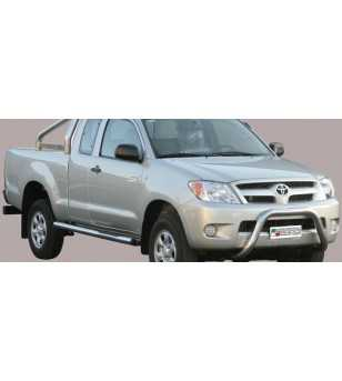 Hilux 06-11 Super Bar ø76 EU - EC/SB/171/IX - Bullbar / Lightbar / Bumperbar - Unspecified