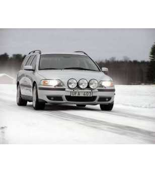 V70 01-07 Q-Light/3 - Q900001 - Bullbar / Lightbar / Bumperbar - QPAX Q-Light