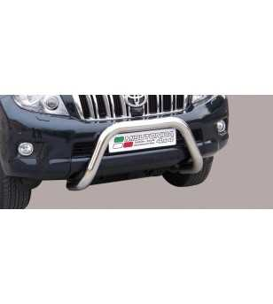 Landcruiser 150 09- Super Bar ø76 EU - EC/SB/255/IX - Bullbar / Lightbar / Bumperbar - Unspecified - Verstralershop