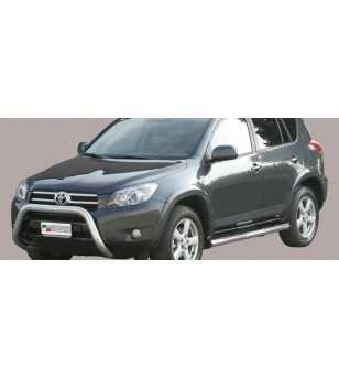 RAV4 06-08 Super Bar ø76 EU - EC/SB/175/IX - Bullbar / Lightbar / Bumperbar - Unspecified - Verstralershop