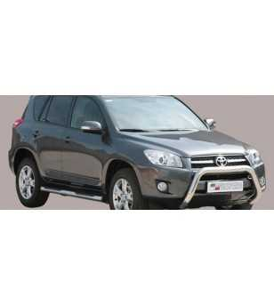 RAV4 09-10 Super Bar ø76 EU - EC/SB/245/IX - Bullbar / Lightbar / Bumperbar - Unspecified