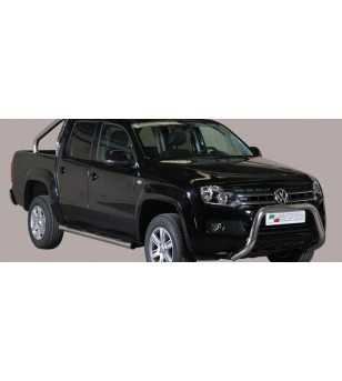 Amarok 11- Super Bar ø76 EU - EC/SB/280/IX - Bullbar / Lightbar / Bumperbar - Unspecified