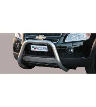 H1 08- Flat Front Protection - PA/193/IX - Bullbar / Lightbar / Bumperbar - Unspecified