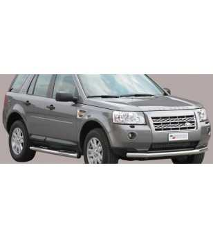 Freelander 07- Flat Front Protection