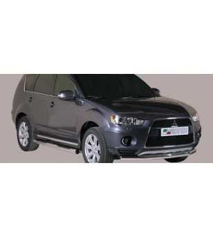Outlander 10- Flat Front Protection - PA/268/IX - Bullbar / Lightbar / Bumperbar - Unspecified