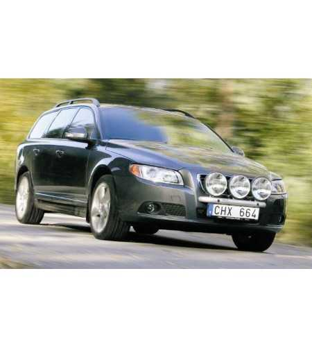 V70 07- Q-Light/3 - Q900117 - Bullbar / Lightbar / Bumperbar - QPAX Q-Light