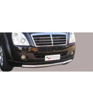 Rexton II 07- Flat Front Protection