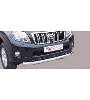 Landcruiser 150 09- 5DR Flat Front Protection - PA/255/IX - Bullbar / Lightbar / Bumperbar - Unspecified