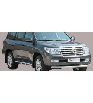 Landcruiser 200 08- Flat Front Protection - PA/224/IX - Bullbar / Lightbar / Bumperbar - Unspecified