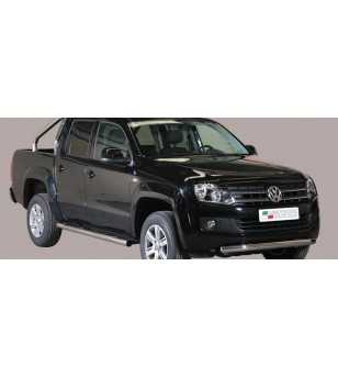Amarok 11- Flat Front Protection - PA/280/IX - Bullbar / Lightbar / Bumperbar - Unspecified