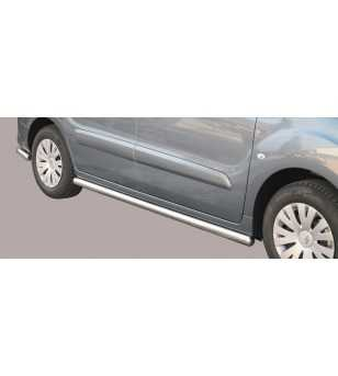 Berlingo 08- Sidebar Protection