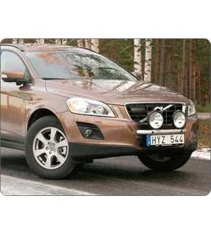 XC60 08- Q-Light/2 - Q900318 - Bullbar / Lightbar / Bumperbar - Verstralershop
