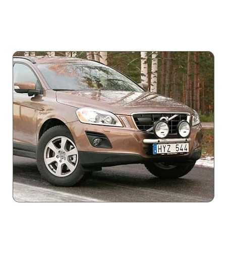 XC60 08- Q-Light/2 - Q900318 - Bullbar / Lightbar / Bumperbar - QPAX Q-Light